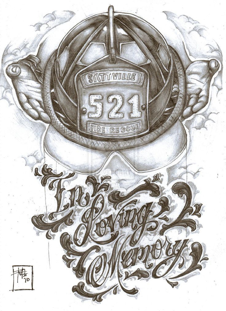 Department Tattoo Firefighter Tattoos Firefighters Tattoo Ideas ...