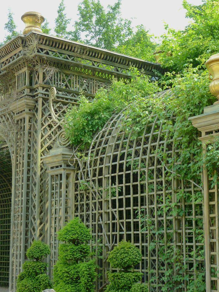 In The Gardens Of Versailles Garden Buildings Versailles Garden Garden Design