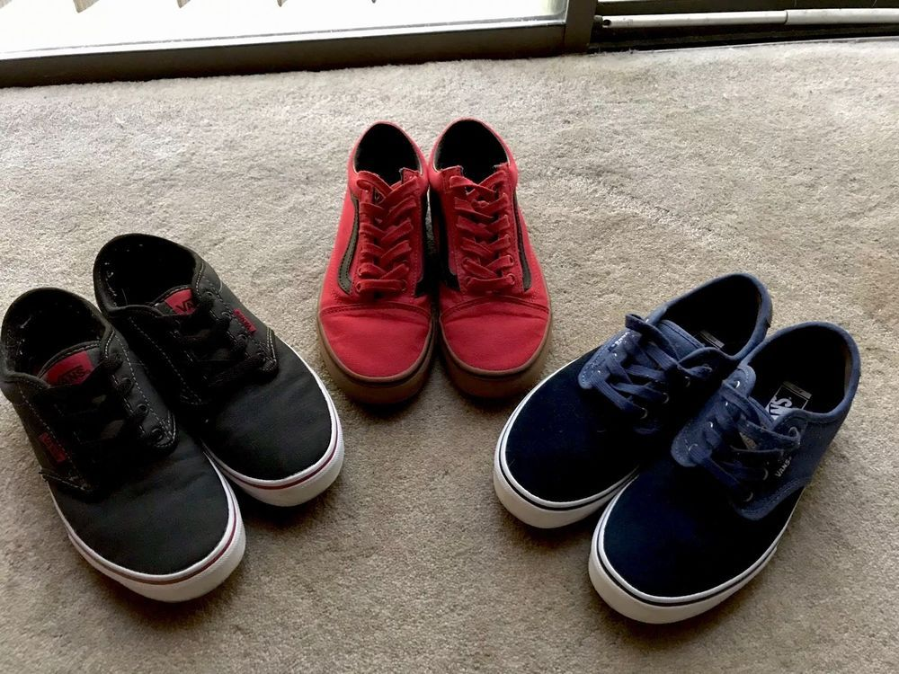 54c5505e90 Gently Used Kids VANS Size 4-1 2 Can Sell Separately!  fashion  clothing   shoes  accessories  kidsclothingshoesaccs  girlsshoes (ebay link)