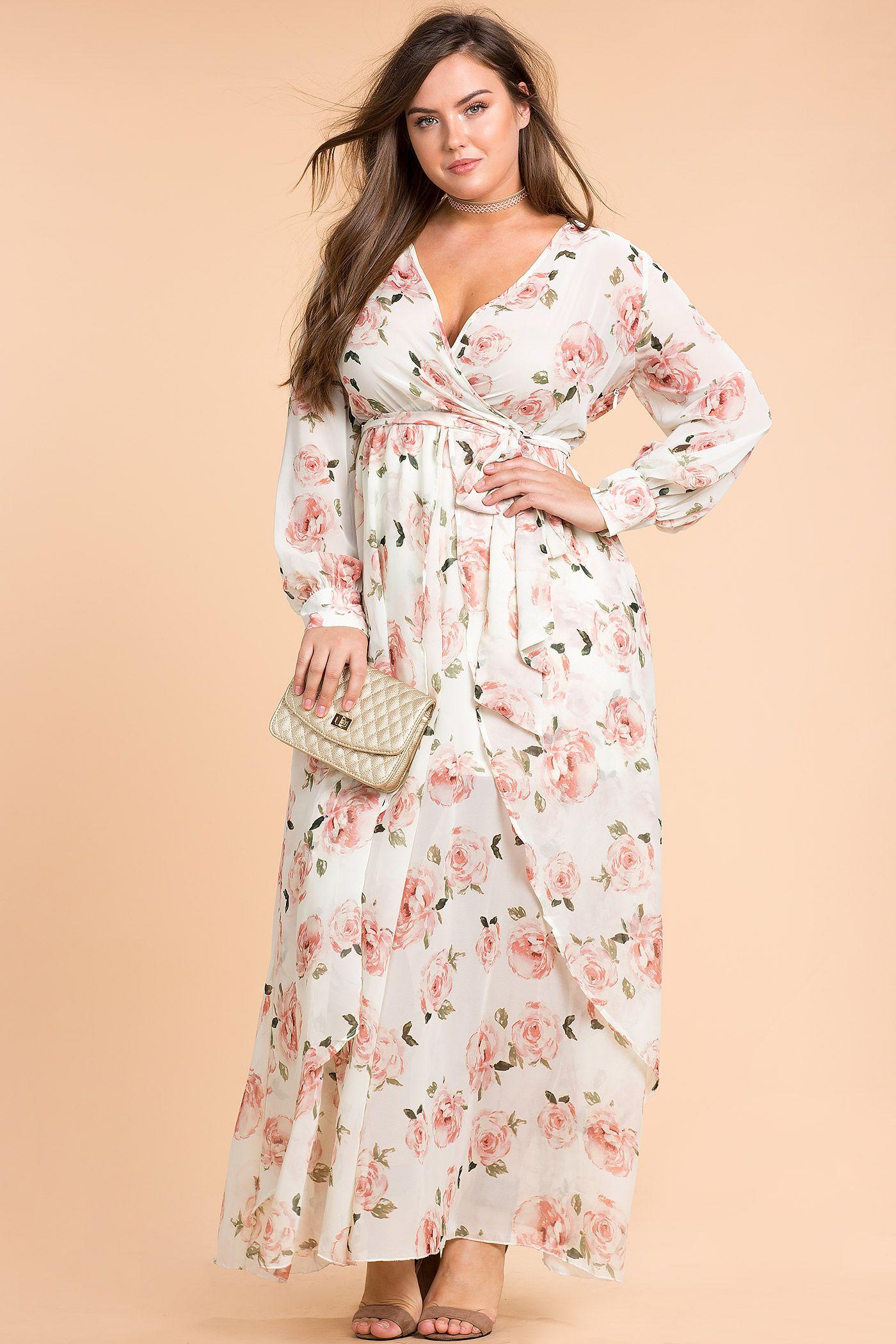 Women S Plus Size Maxi Dresses Floral Shine Maxi Dress A Gaci Plus Size Maxi Dresses Dresses Maxi Dress [ 2100 x 1400 Pixel ]