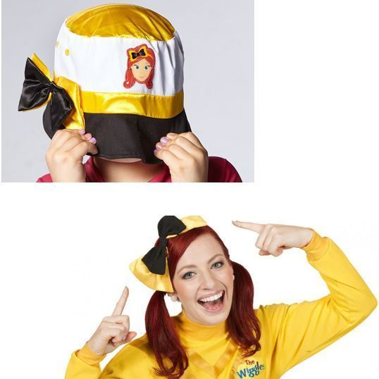 14.99 AUD - The Wiggles Emma Hat With Bow - Cap 100% Cotton Summer Beach  Bucket - Cheapest  ebay  Fashion 6a1ff6c5524