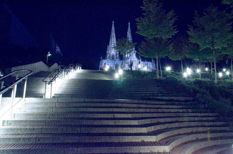 Treppe Am Rheinpark Koln Schone Stadte Deutschland Stadte Deutschland Stadt