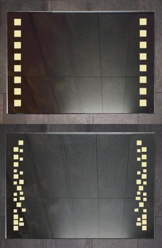 Details zu (B-WARE) beleuchteter Badspiegel Spiegel - badezimmerspiegel mit licht