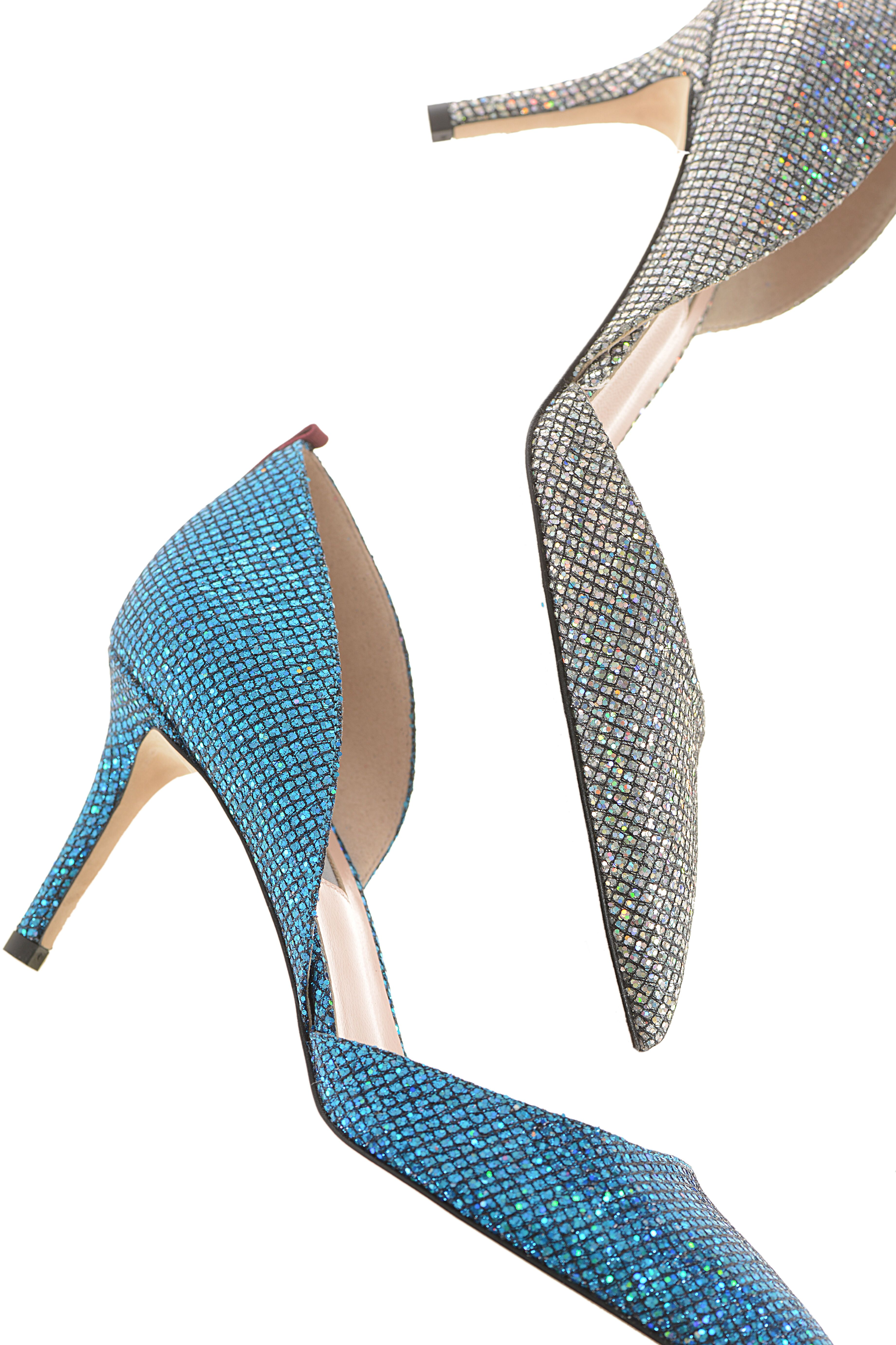 Sjpcollection Phantom In Scintillate And Flutter Cute Shoes Sjp By Sarah Jessica Parker Pumps