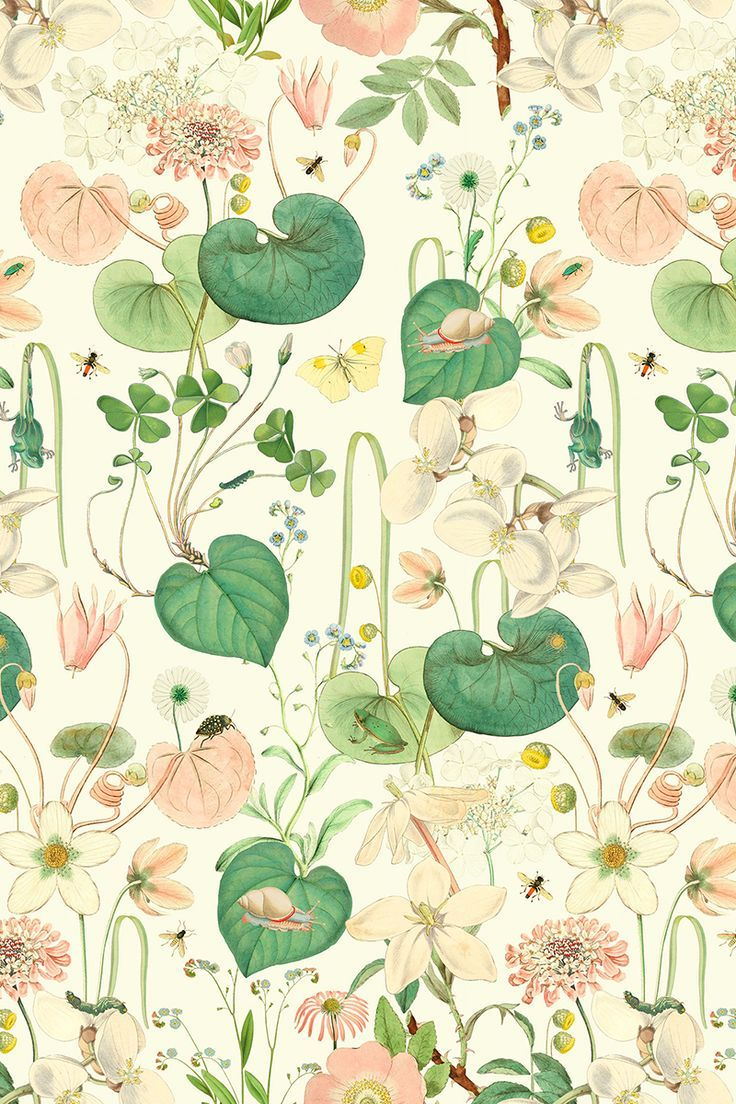 The Orchard #textiledesign