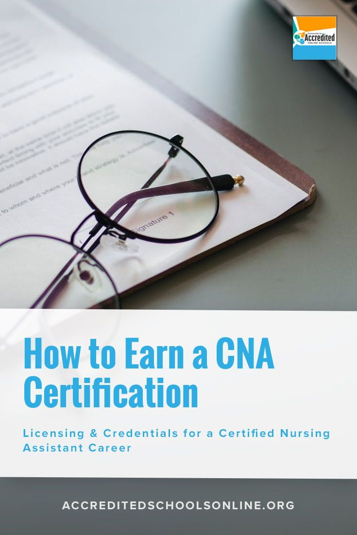 Cna Certifications