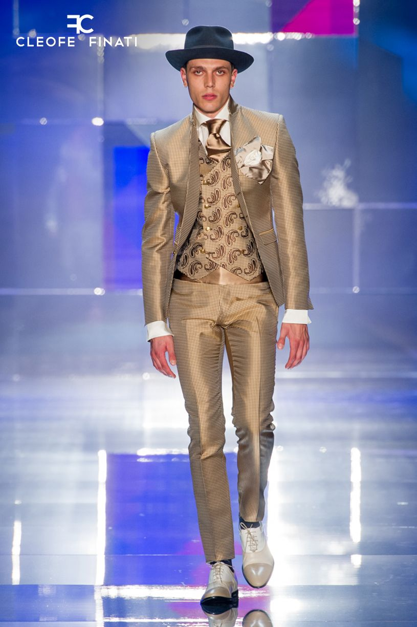 100% Made in Italy Wedding Suits from the collections of Cleofe Finati by Archetipo 2017