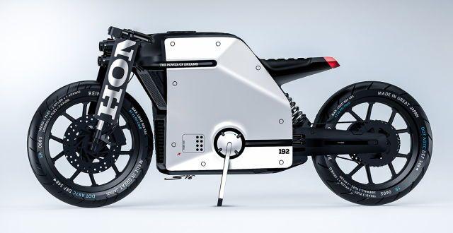 Moto Honda Moto Motorbike Design Concept Motorcycles и
