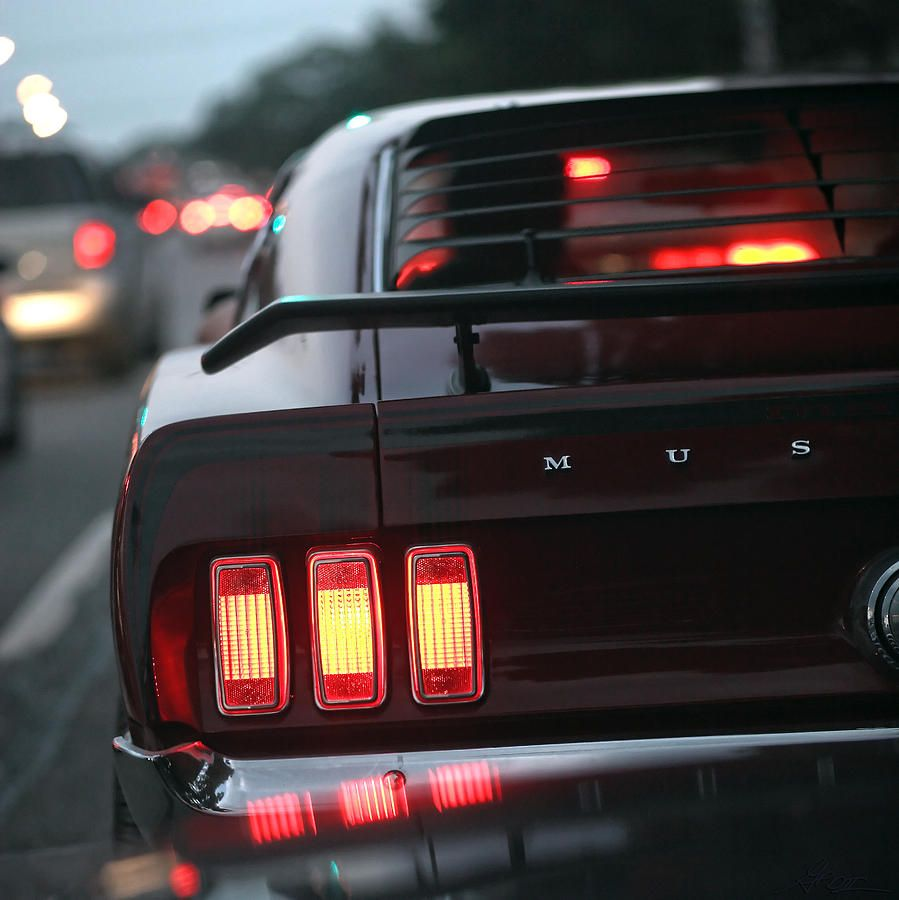 Picture of 1969 ford mustang fastback exterior - 1969 Ford Mustang Mach 1