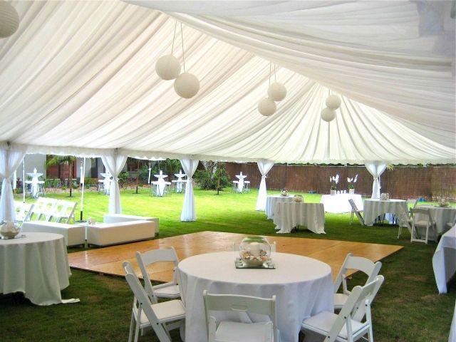 Basic Setup I Want Deluxe Marquee Weddings Wedding Reception