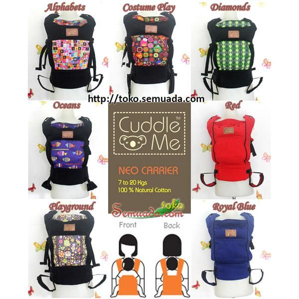 #JUAL GENDONGAN CUDDLEME NEO CARRIER 2.0 | SMS Only/Whatsapp: 081310623755 | Harga: Rp. 370,000 | Berat Max Bayi --> 25kg | http://toko.semuada.com/made-in-indonesia/jual-gendongan-neo-cuddle-me-carrier-cmc-20-murah | #bayi #anak #baby #babyshop #newborn #Indonesia #gendongan #carriers #jakarta #bouncer #stroller #playmat #potty #reseller #dropship #promo #breastpump #asi #walker #mainan #olshop #onlineshop #onlinebabyshop #murah #anakku #batita #balita