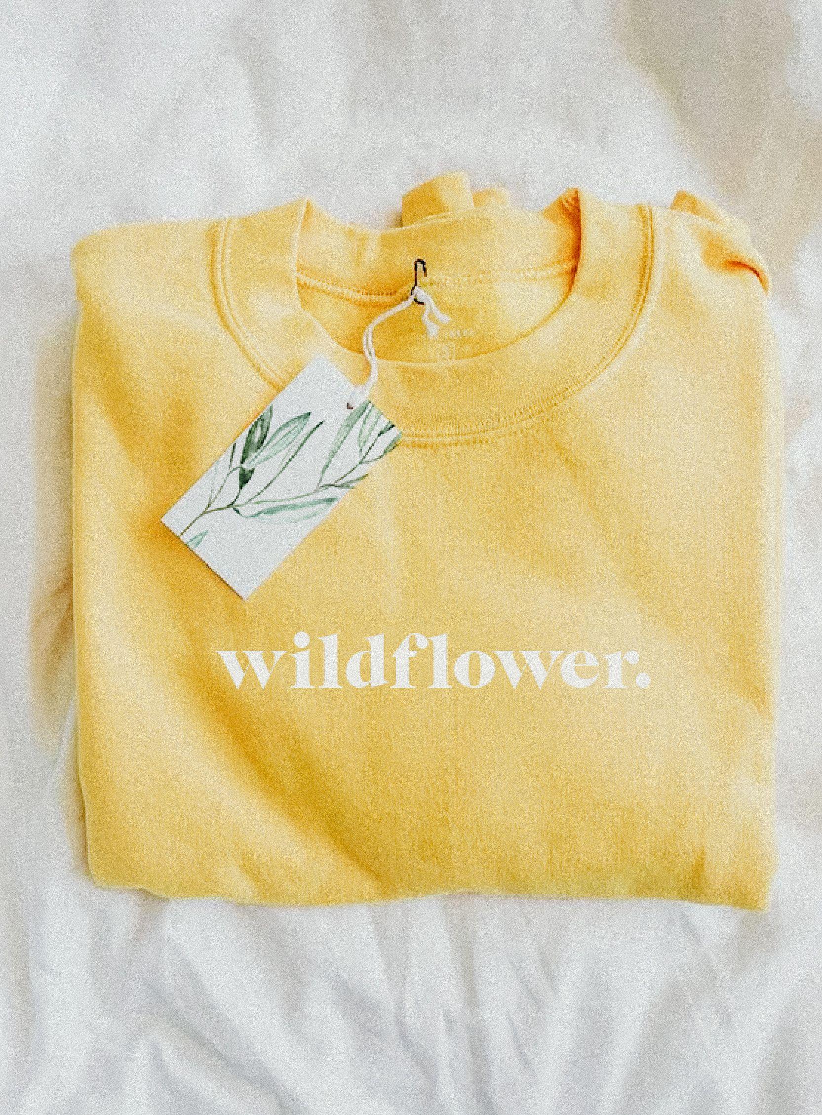 Wildflower Crewneck AtbgrxSyw