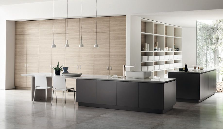 Designed By Nendou0027s Oki Sato, Scavoliniu0027s Ki Is Offered In Uniform Laminate  And Accented With