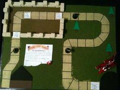 Dragonslayeracademy Boardgame Kid S Book Reports And Other School