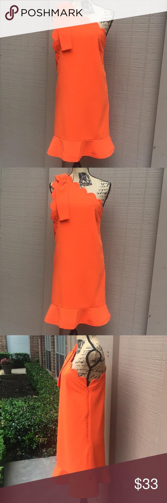 Sz M Victoria Beckham Orange Dress Euc Orange Dress Victoria Beckham Victoria Beckham Target [ 1740 x 580 Pixel ]
