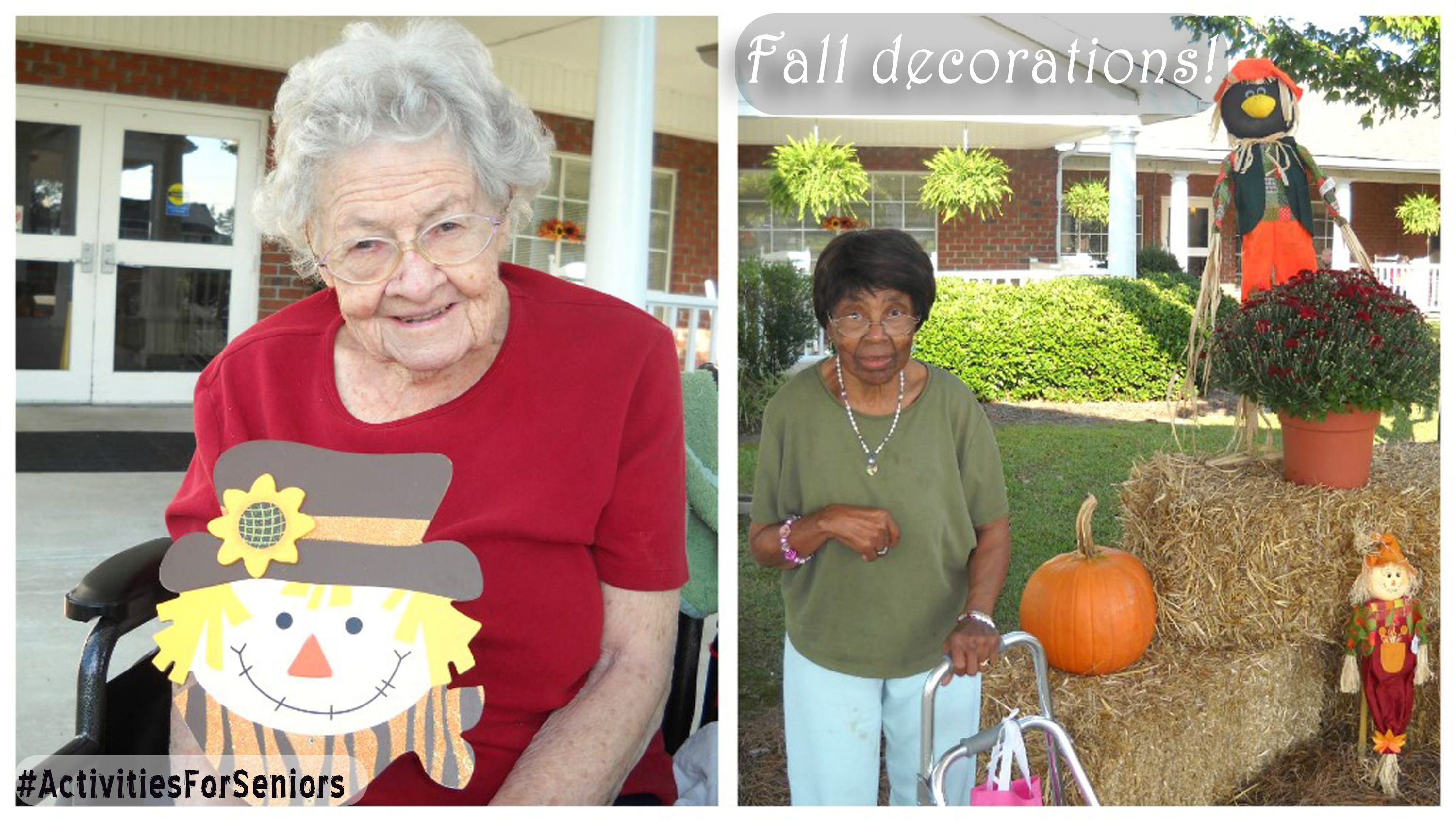 Decorating For Fall The Perfect Senior Activity Activitiesforseniors
