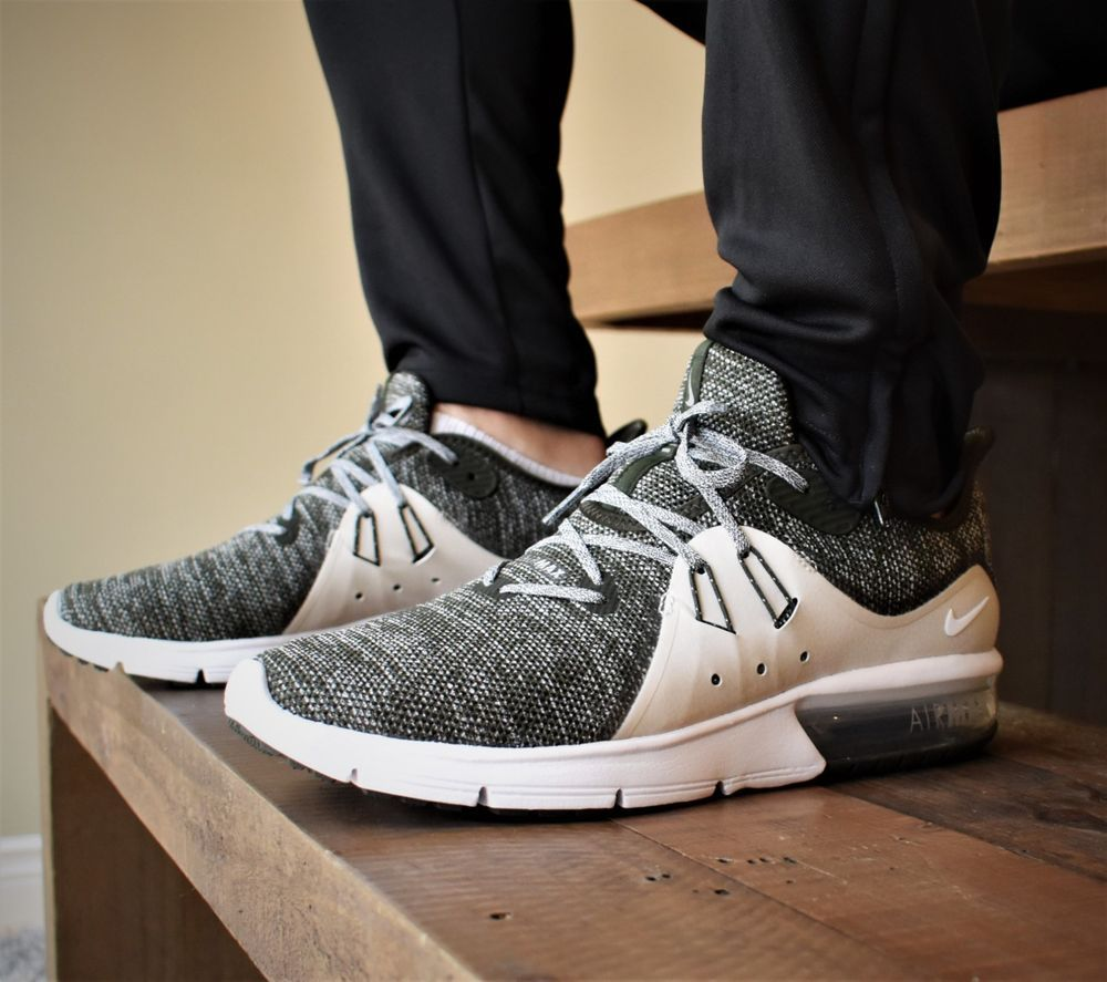 NIKE AIR MAX SEQUENT 3 NEW MEN'S SHOES