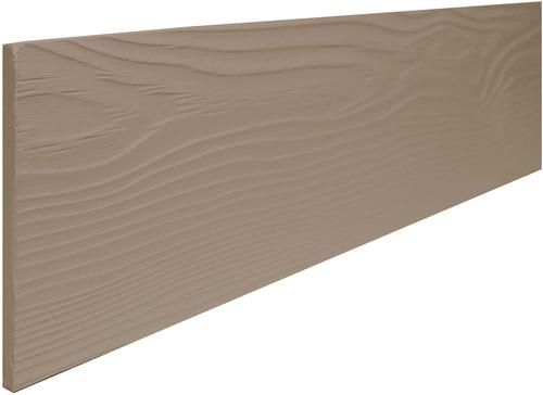 Maxiplank 6 1 4 Sandy Clay And Falmouth Grey W Wicker Trim Cement Texture Building Materials Home Decor