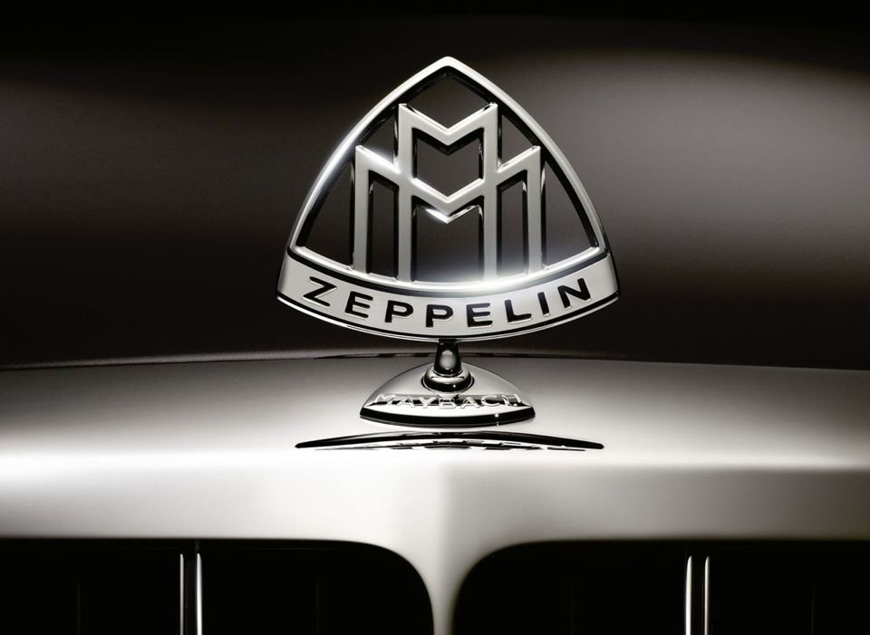 Maybach Zeppelin Hood Ornaments Car Hood Ornaments Maybach