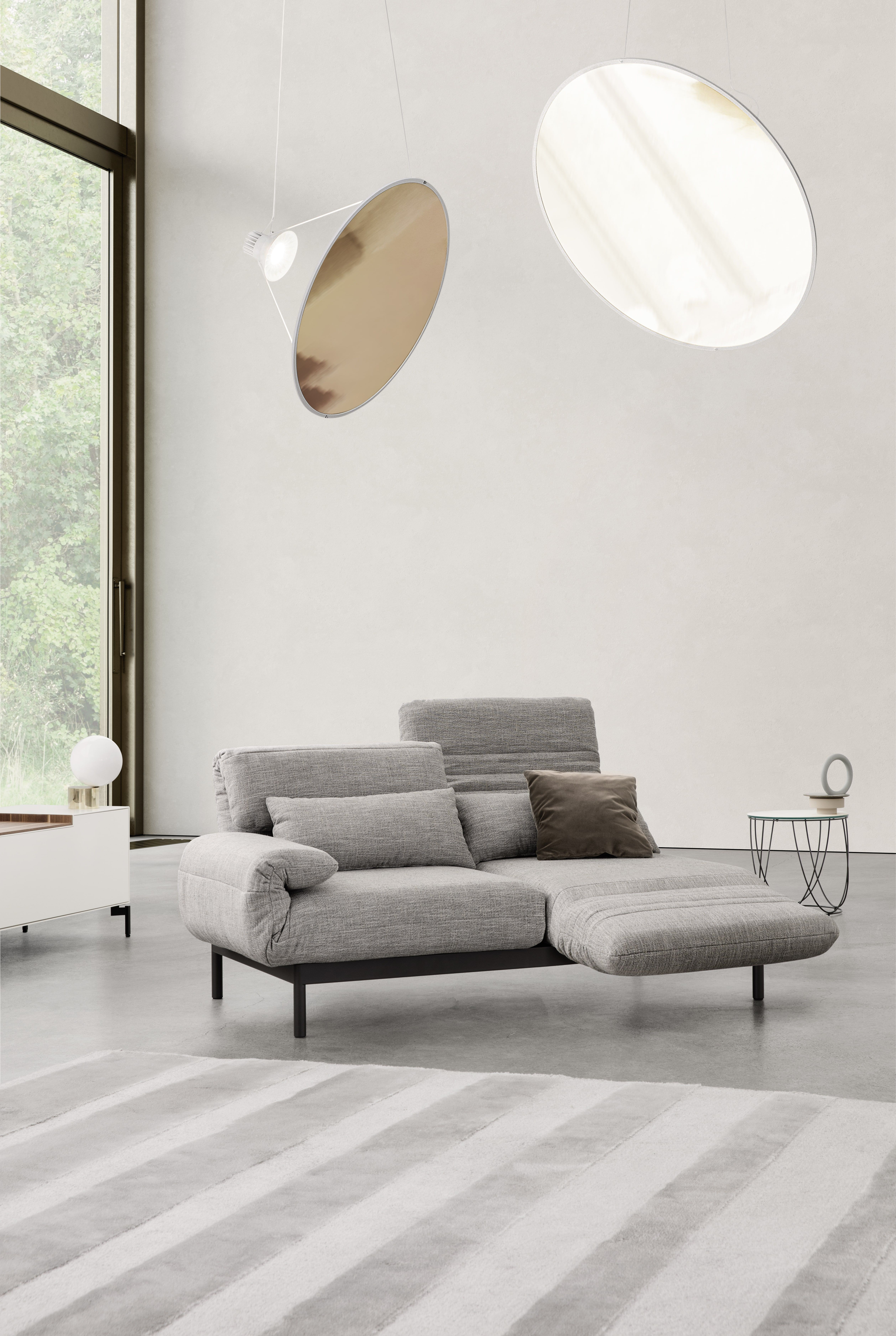 Ideal For Your Needs And Your Home The Sofa Rolf Benz Plura