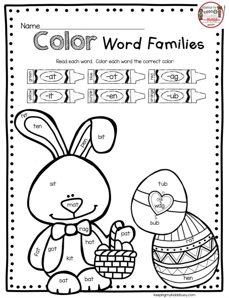 April in Kindergarten - FREEBIES -   18 holiday crafts kindergarten