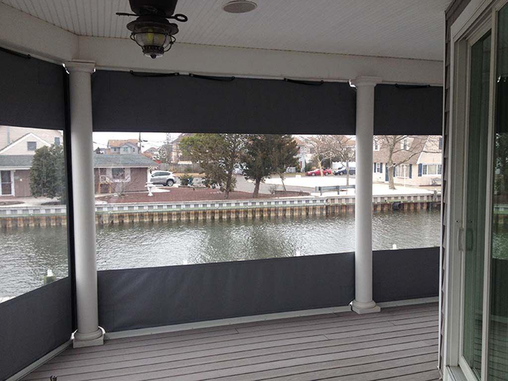 Porch Amp Patio Enclosure Outdoor Curtains In 2019 Porch