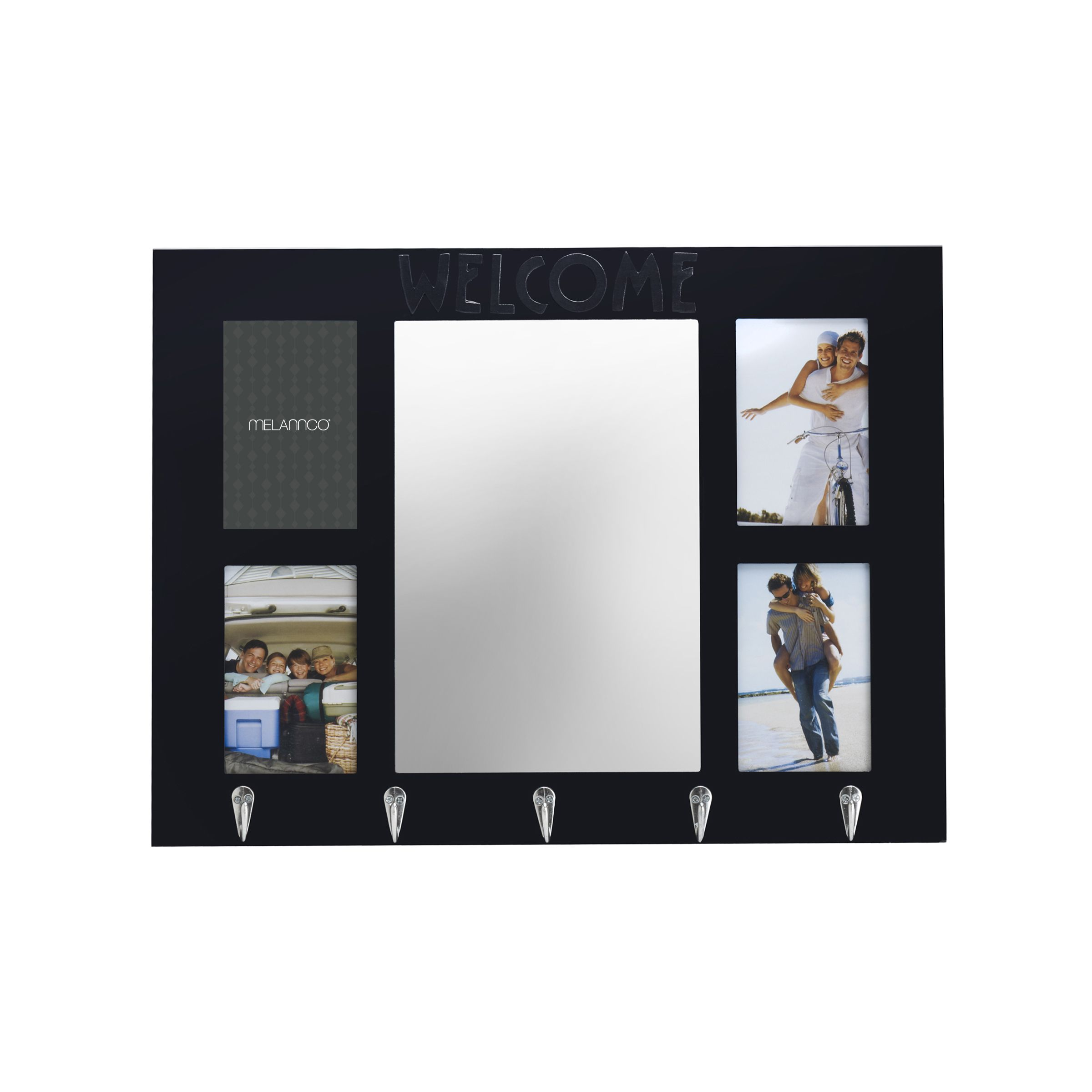 This Melannco collage is a great way to display your favorite photos ...