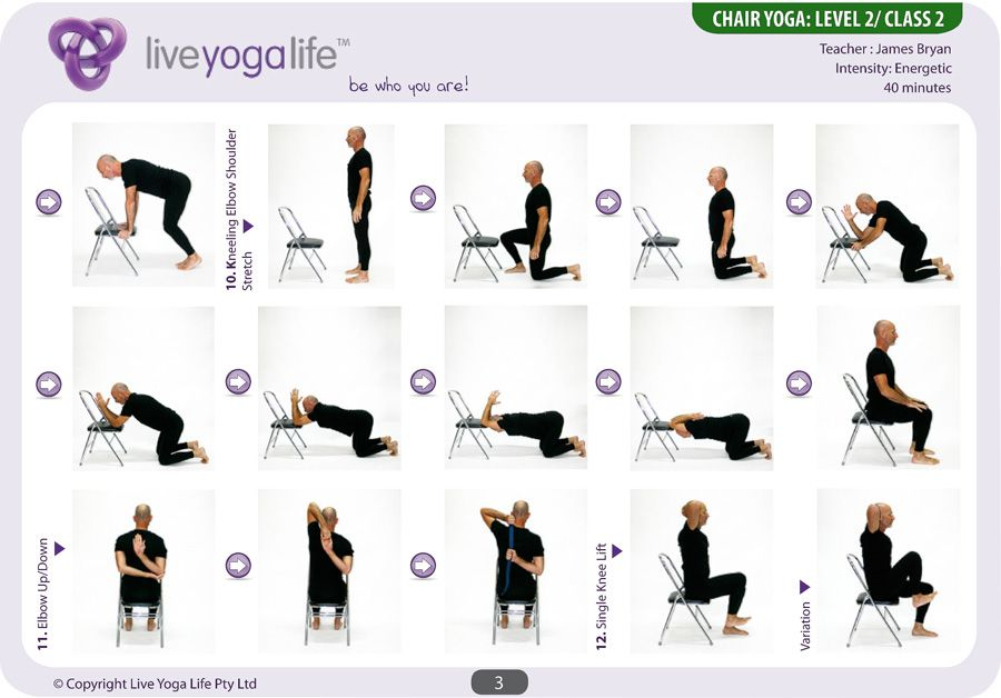 Chair yoga poses google search pinteres for Chair exercises