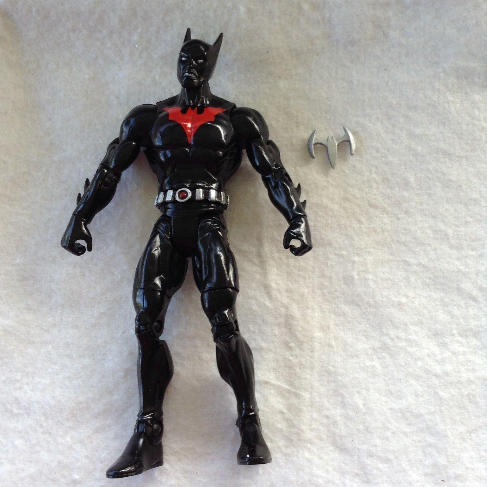 DC Universe Classics Wave 4 Batman Beyond Unmasked Variant Figure 4 2007 Despro