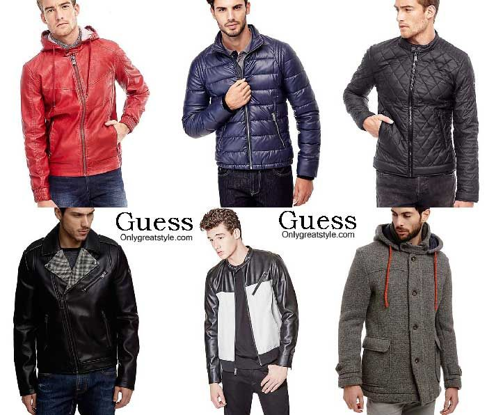 hot sale online 8cf79 b9ce6 Guess jackets fall winter 2016 2017 for men | Jackets For ...