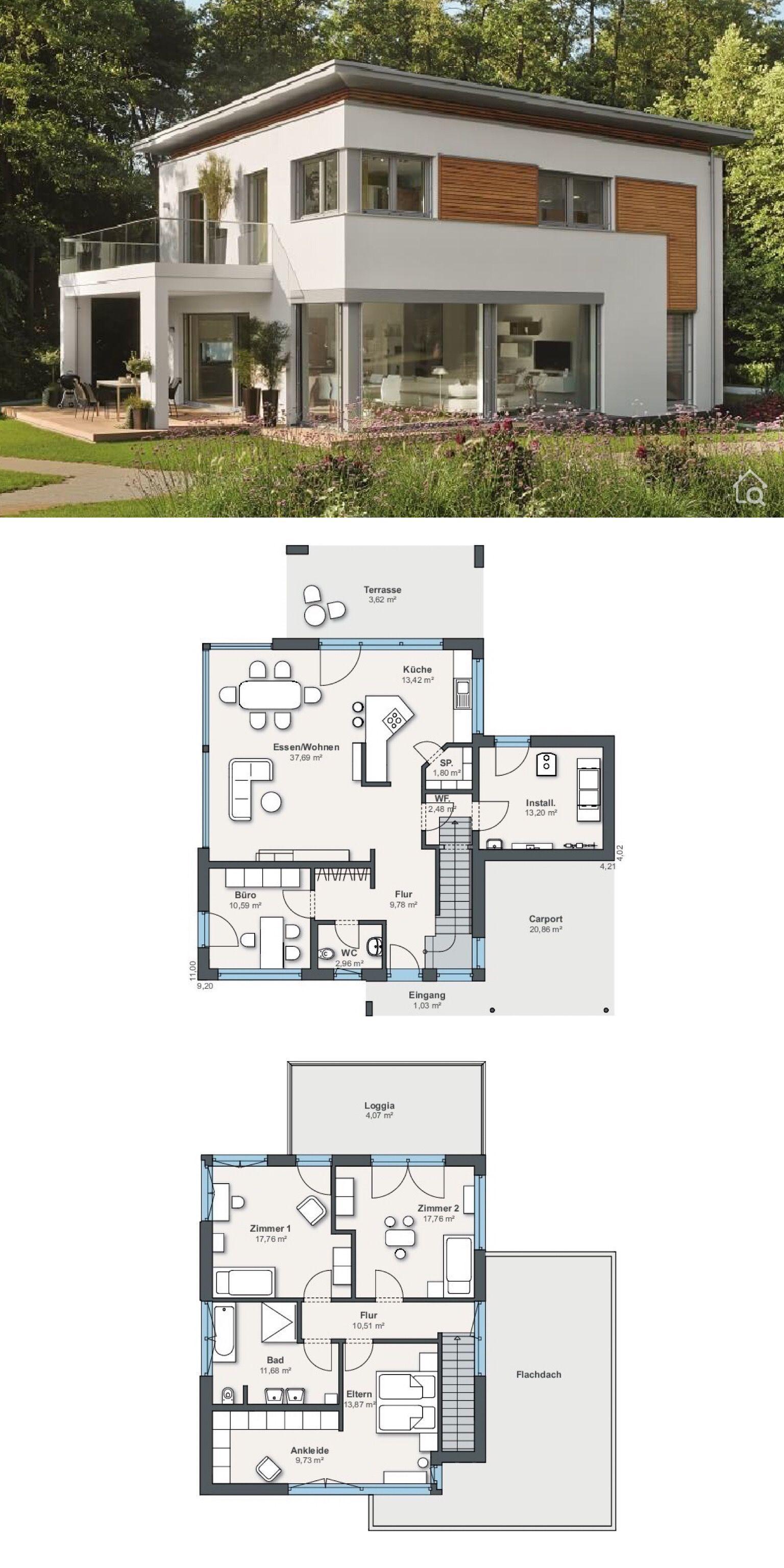 Passivhaus CityLife Haus 700 WeberHaus