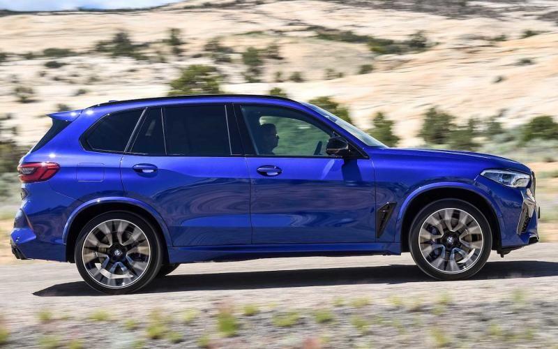 BMW X5 M Competition 2020 Bmw x5 m