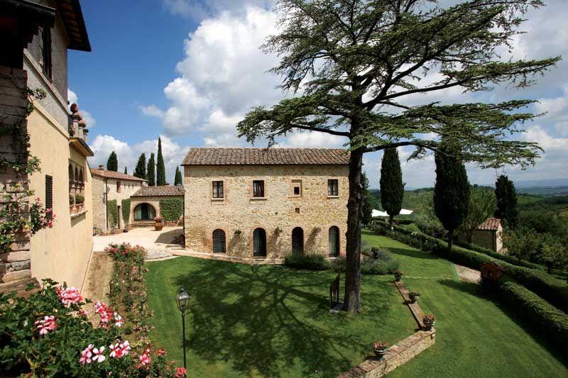 italian villa - Luxury Villas Tuscany