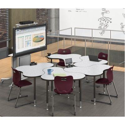 Cloud 9 Collaborative Desk Solutions By Balt