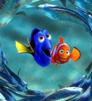 Top 50 Films of the Decade | Pixar movies, Disney quiz ...  Walt Disney Pictures Presents A Pixar Animation Studios Film Finding Nemo