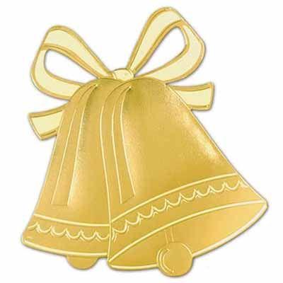 Gold Bell Wedding Favors Wedding Ideas Cristais Sininho