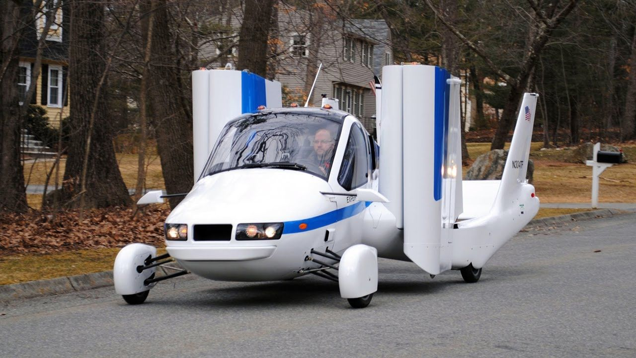 Future Car Designs That Will Blow Your Mind   Flying car, Aircraft ...