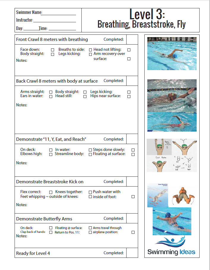 Fun And Effective Instruction Swimming Lessons For Kids Swim Lessons Swimming Lesson Plans