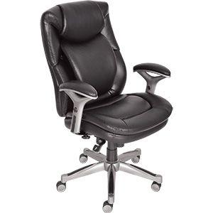 True Innovations Super Task AIR Chair Black 44086 149