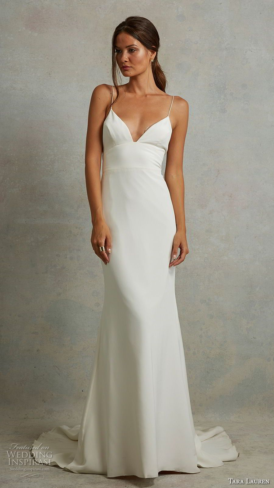 Wedding dress restoration  Tara Lauren Spring  Wedding Dresses  Pinterest  Νυφικά