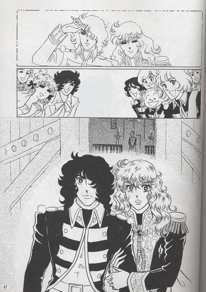 The Art Of Character Design With David Colman Volume I : Married by kodemari la rose de versailles pinterest