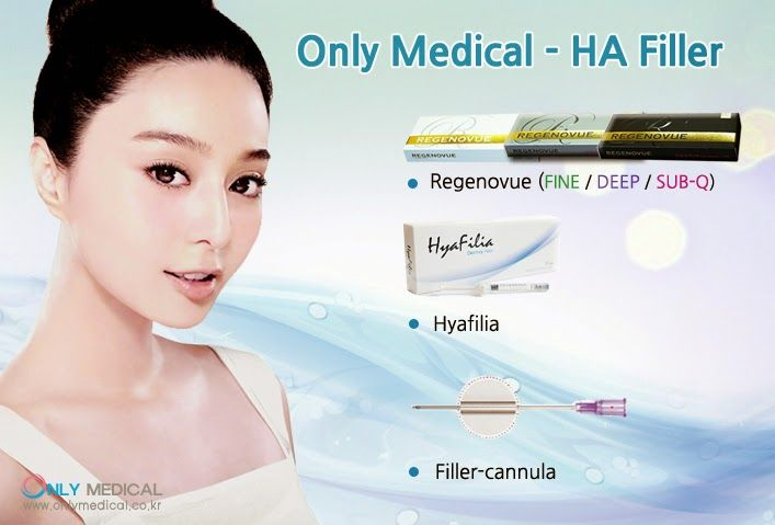 Only Medical 온리메디칼: Only Medical - HA Filler(Hyaluronic Acid filler) R...