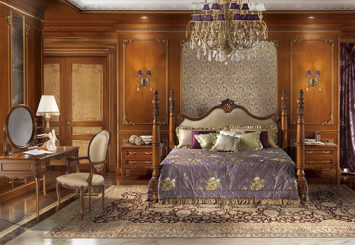 Brahms Luxury Italian Charming Bed Luxury Italian Furniture Bedroom Design Home Decor Luxury italian bedroom furniture