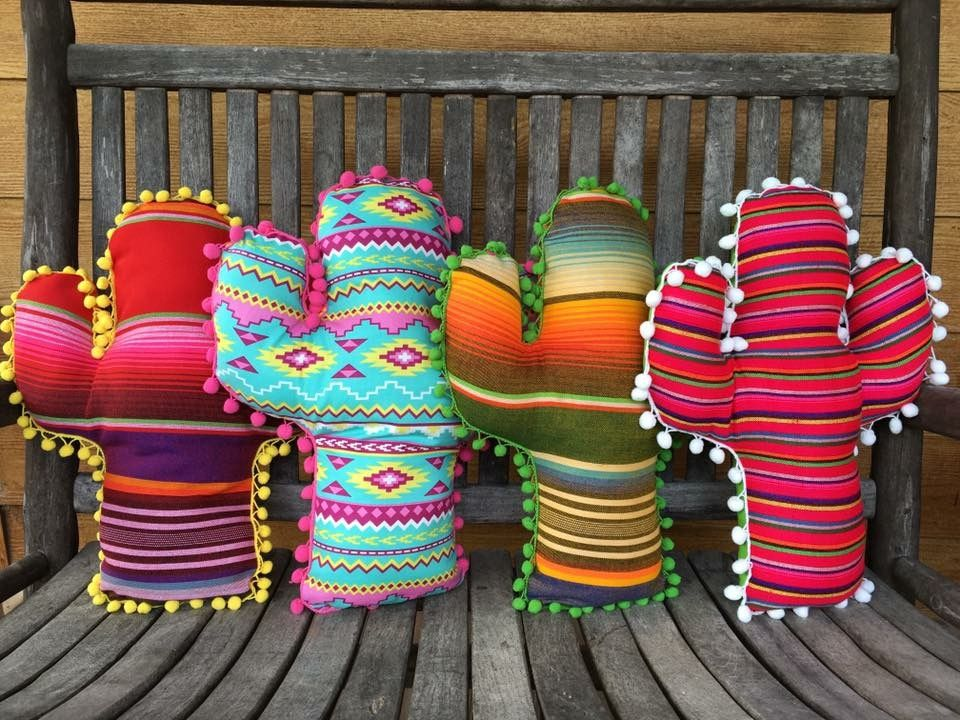 These would make cute cushions for a child's bedroom or to take to school with them for reading time.