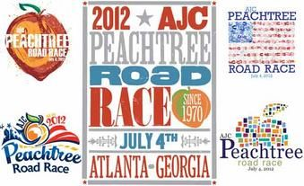 AJC Peachtree Road Race   I entered the lottery and got in!!! Running with 60,000 other ppl on July 4th!