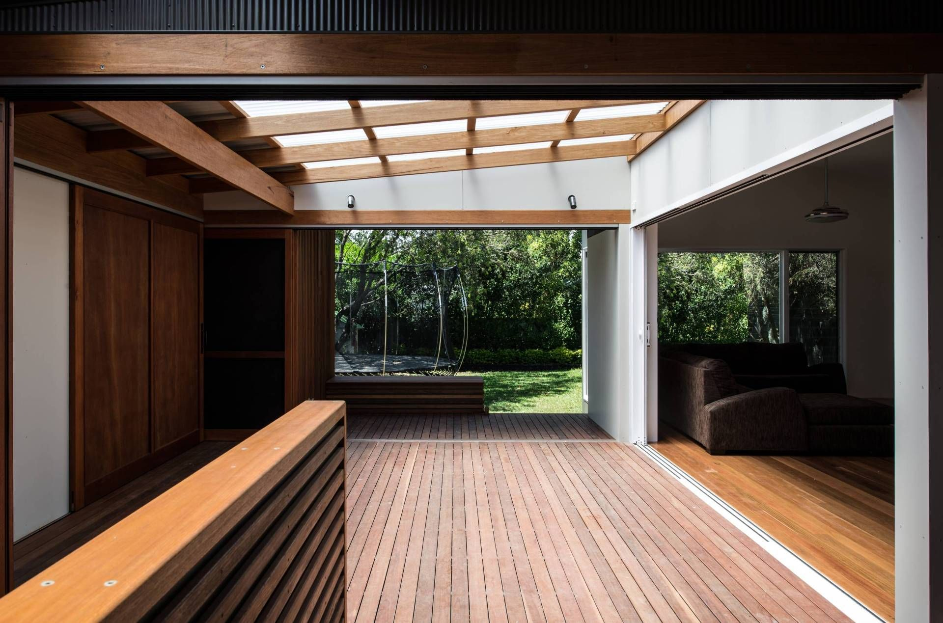 Gallery of Hill End Ecohouse / Riddel Architecture - 1 ...