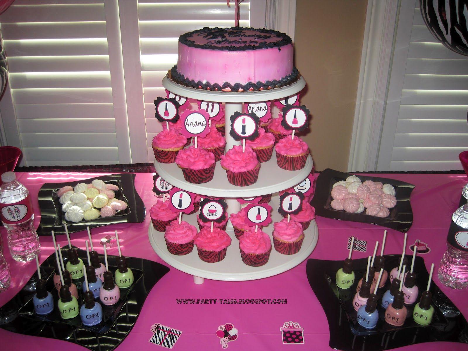 Decorating Ideas > Diva Birthday Party Ideas  Zebra Print Birthday Party  ~ 195526_Birthday Party Ideas Zebra Print