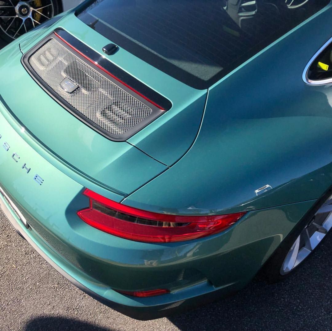 PTS Racing Green Metallic 5019D (Y68; Also Known As DBR9