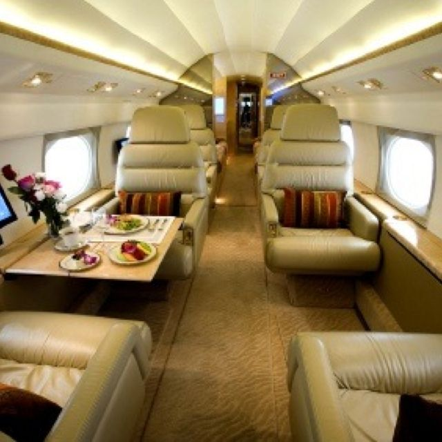 Inside A Luxury Plane When I Win That 50 Million Then Can Flight My Own To England And The Tropical Lands