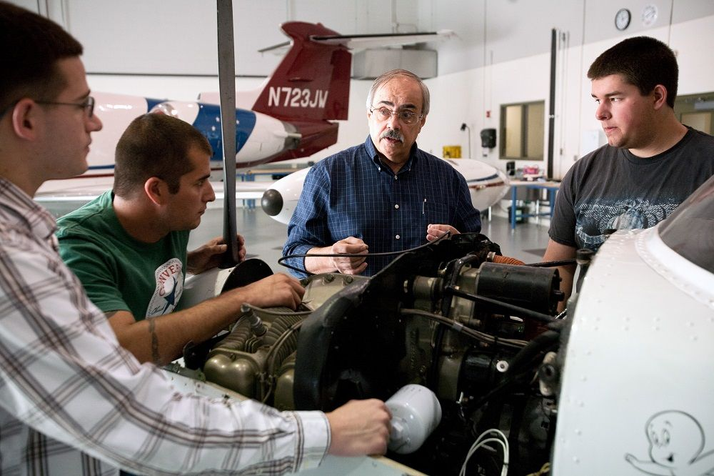 Aircraft Mechanics Repair Certification